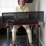 Love of steel guitar provides 65-year career for Barb Mosher
