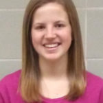 "Kiera Olson named a Region One A ""AAA"" award winner"