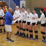 Trojans and Falcons Share District Title