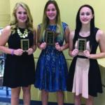 Post-Season Volleyball Awards