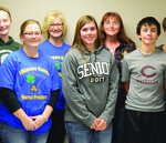 Fillmore County 4-H Horse Project elects 2016-2017 officers