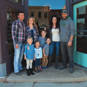 Bick n Berry Boutique opens to a crowd