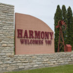 Bloodmobile  in Harmony on April 11
