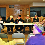 Whalan City Council holds hearing, then meeting
