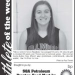 Athlete of the Week ~ Kenzie Broadwater