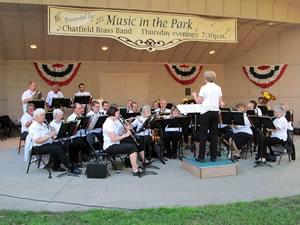 Fillmore County Journal - Chatfield Brass Band