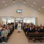 Henrytown congregation comes back home