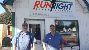 Run Right Power Equipment keeps small engines running in Harmony