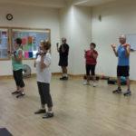 Promoting senior fitness