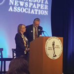 Wetterlings speak at MNA Conference