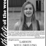 Athlete of the Week ~ Coranda Vickerman