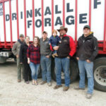Drinkalls know family, farming and forage