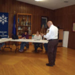 Ostrander police service options discussed