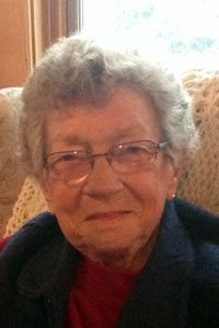 Fillmore County Journal - Arlene Pearl Rain Obituary