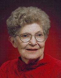 Fillmore County Journal - Eleanor Gossman Obituary