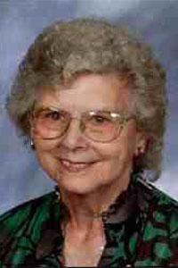 Fillmore County Journal - Gladys Bradley Obituary