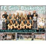 FC Girls Basketball 2017