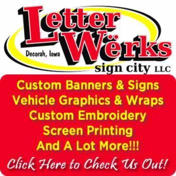 Fillmore County Journal - Southeast Minnesota News - Letter Werks Sign Company Decorah, IA
