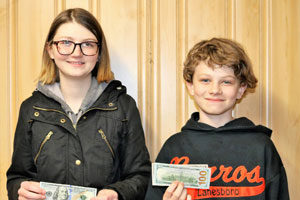 Winners announced in The Great Lanesboro Snow Art Challenge