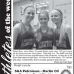 Fillmore County Journal Athlete of the Week ~ Ruen Sisters