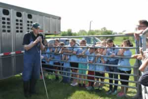 Tesmer Farm Safety Day Camp sets record
