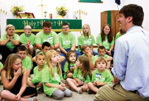 Henrytown Lutheran rejoices on Dedication Sunday