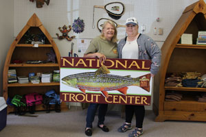 National Trout Center moves forward with family friendly activities