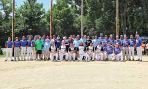 Whalan Fastpitch Tournament in Hall of Fame