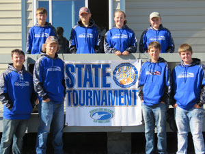 Mabel-Canton Trapshooting takes a shot at state