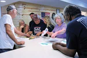 Whalan Council tackles long agenda