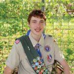 Harmony teen earns distinguished Eagle Scout rank