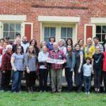 Meighen family members visit Forestville