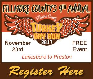 Fillmore County Journal - Turkey Day Run