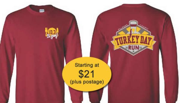 Fillmore County Journal - Turkey Day Run