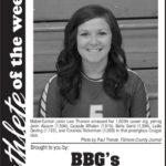 Athlete of the Week – Lexi Thorson