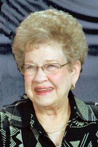 Fillmore County Journal, Delores Rufffridge obituary