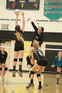 Fillmore County Journal - Volleyball