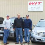 WIT Boyz expands business in Chatfield