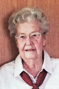 Fillmore County Journal, June Larson obituary
