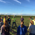 Fillmore Central FFA is getting ready for its second crop on the learning plot