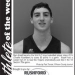 Athlete of the Week – Ben Ansell