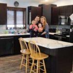 Custom-built home best fit for Rushford family