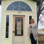 Tiny house on the prairie