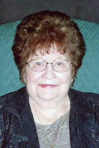 Fillmore County Journal, Marlys Tweten Schulte obituary