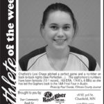 Athlete of the Week – Lexi Chase