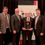Donald Welander honored for 50 years in banking