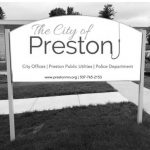 Preston's new logo