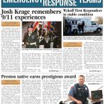 Fillmore County Journal – Emergency Response Teams – 9/10/2018