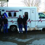 Wykoff First Responders in stable condition