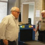 Courthouse security screening up and running